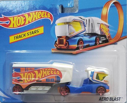 Hot Wheels Caminhão - Aero Blast