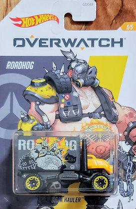 Hot Wheels Entertainment - Overwatch Roadhog Baja Hauler