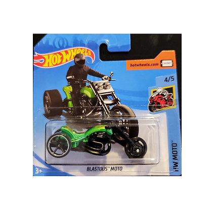 Hot Wheels Moto - Blastous Moto