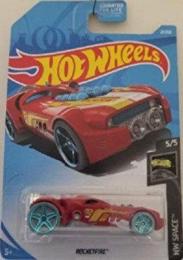 Hot Wheels Space - Rocketfire