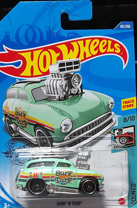 Hot Wheels Tooned - Surf 'N Turf