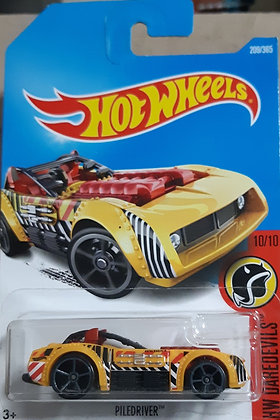 Hot Wheels Daredevils - Piledriver