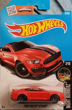 Hot Wheels Nightburnerz - Ford Shelby GT350R