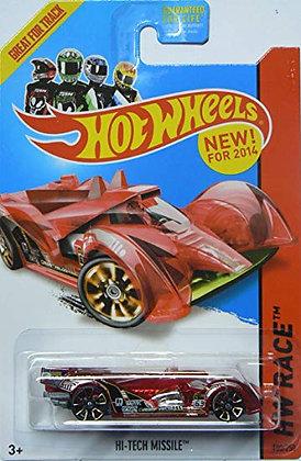 Hot Wheels Race - Hi-Tech Missile