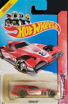 *Embalagem danificada* Hot Wheels Race - Formul8r