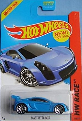 Hot Wheels Race - Mastretta MXR