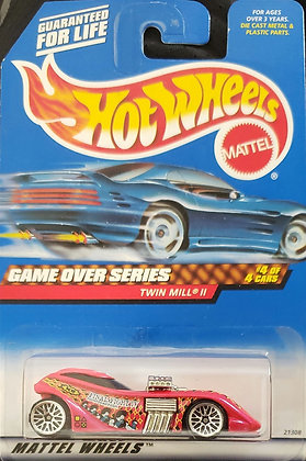 Hot Wheels Game Over - Twin Mill II