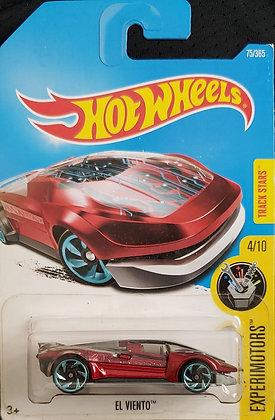 Hot Wheels Experimotors - El Viento