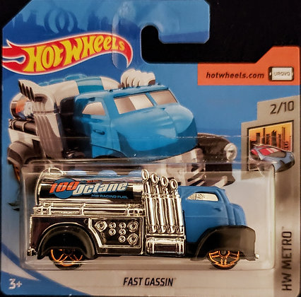 Hot Wheels Metro - Fast Gassin'