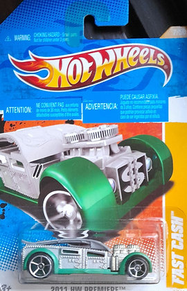 Hot Wheels Premiere - Fast Cash