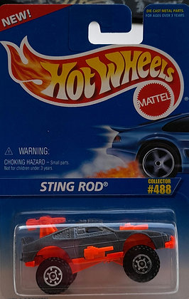 Hot Wheels Stars - Sting Rod