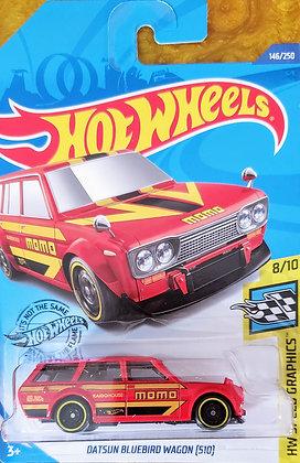 Hot Wheels Speed Graphics - Datsun Bluebird Wagon (S10)