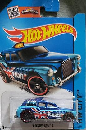 Hot Wheels City - Cockney Cab II
