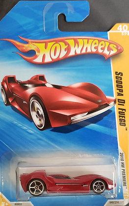 Hot Wheels Premiere - Scoopa di Fuego