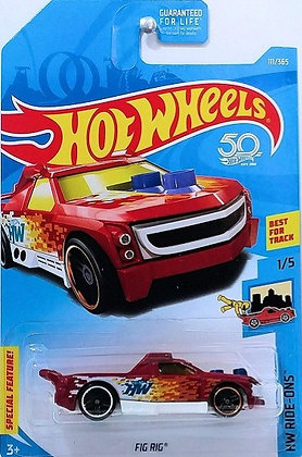 Hot Wheels Ride-Ons - Fig Rig