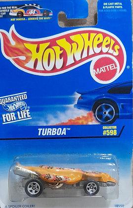 Hot Wheels Stars - Turboa