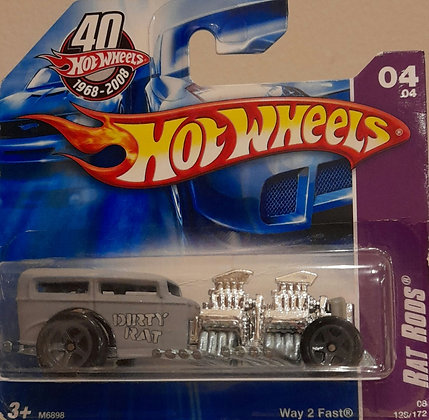 Hot Wheels Rat Rods - Way 2 Fast