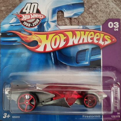 Hot Wheels Jet Rides - Firestorm