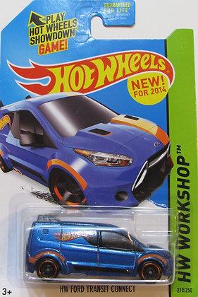 Hot Wheels Workshop - Ford Transit Connect