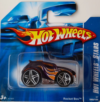 Hot Wheels Stars - Rocket Box