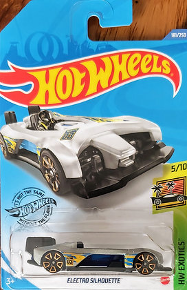 Hot Wheels Exotics - Electro Silhouette