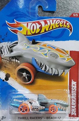 Hot Wheels Thrill Racers - Sharkruiser