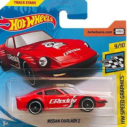 Hot Wheels Speed Graphics - Nissan Fairlady Z