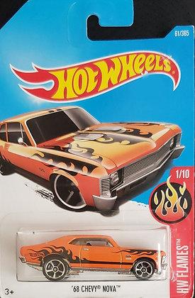 Hot Wheels Flames - '68 Chevy Nova