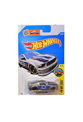 Hot Wheels Art Cars - '07 Ford Mustang