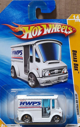 Hot Wheels Premiere - Bread Box