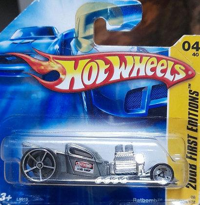 Hot Wheels First Editions - Ratbomb