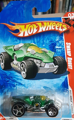 Hot Wheels Race World - Swamp Buggy