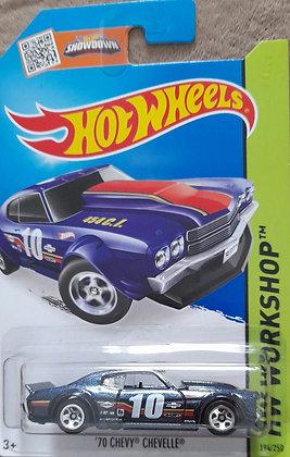 Hot Wheels Workshop - '70 Chevy Chevelle