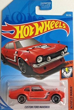 Hot Wheels Muscle Mania - Custom Ford Maverick