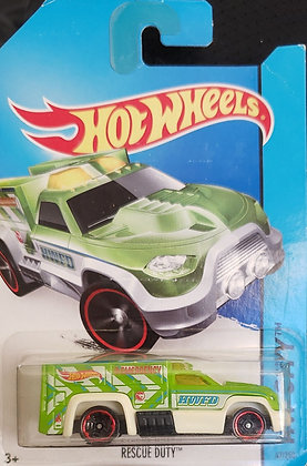 *T-HUNT* Hot Wheels City - Rescue Duty