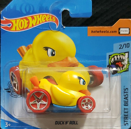 Hot Wheels Street Beasts - Duck n' Roll