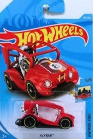 Hot Wheels Ride-Ons - Kick Kart
