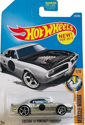 Hot Wheels Muscle Mania - Custom '67 Pontiac Firebird