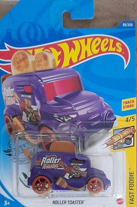 Hot Wheels Fast Foodie - Roller Toaster