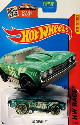 Hot Wheels Race - '69 Chevelle