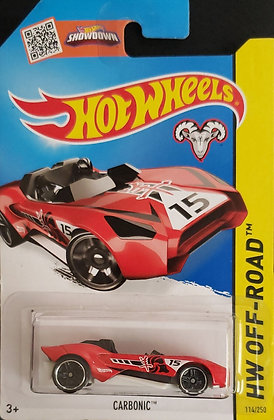 Hot Wheels Off-Road - Carbonic