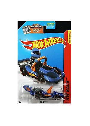 Hot Wheels Race - Let's Go