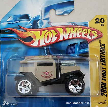 Hot Wheels First Editions - Bad Mudder 2