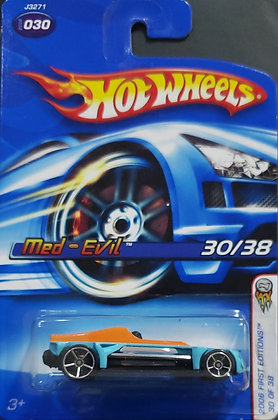 Hot Wheels First Editions - Med-Evil