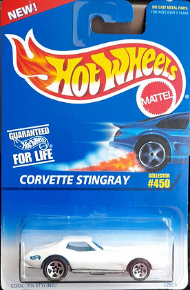 Hot Wheels Stars - Corvette Stingray