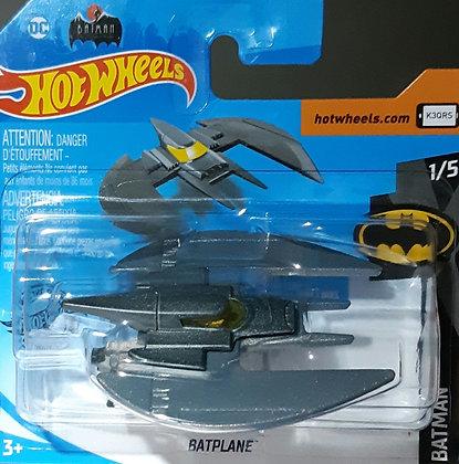 Hot Wheels Batman - Batplane