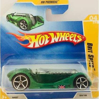 Hot Wheels Premiere - Brit Speed