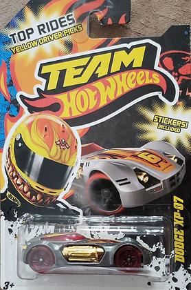 Hot Wheels Team Hot Wheels - Dodge XP-07