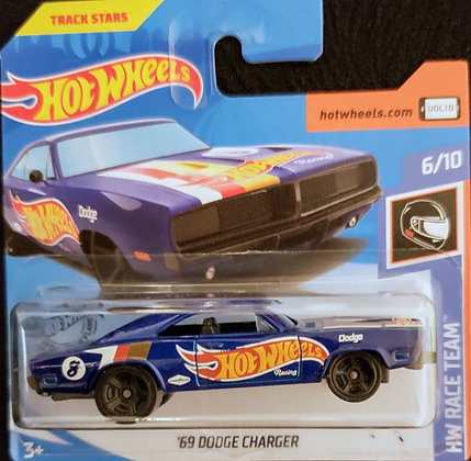 Hot Wheels Race Team - '69 Dodge Charger