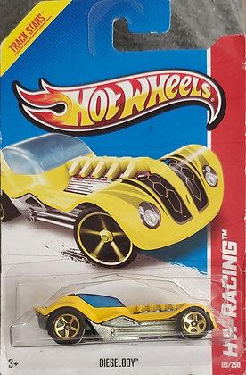 Hot Wheels Racing - Dieselboy
